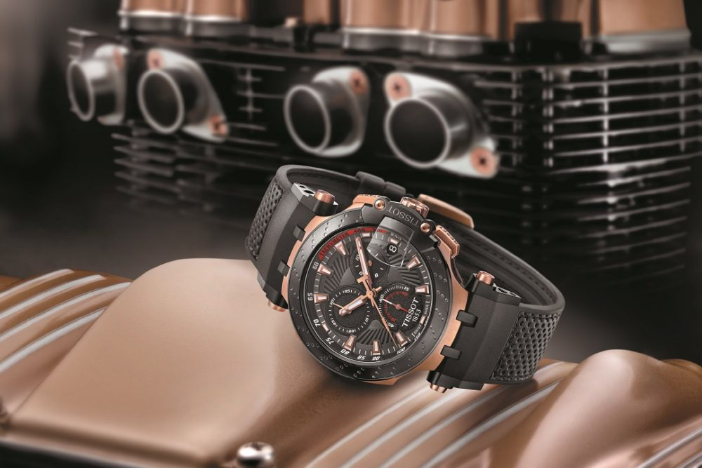 Tissot T-Race MotoGP Limited Edition 2018